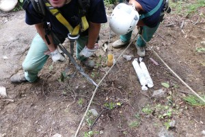 demolizioni bonifica pareti Operazioni di preparativi per demolizione con esplosivo Recoaro Terme