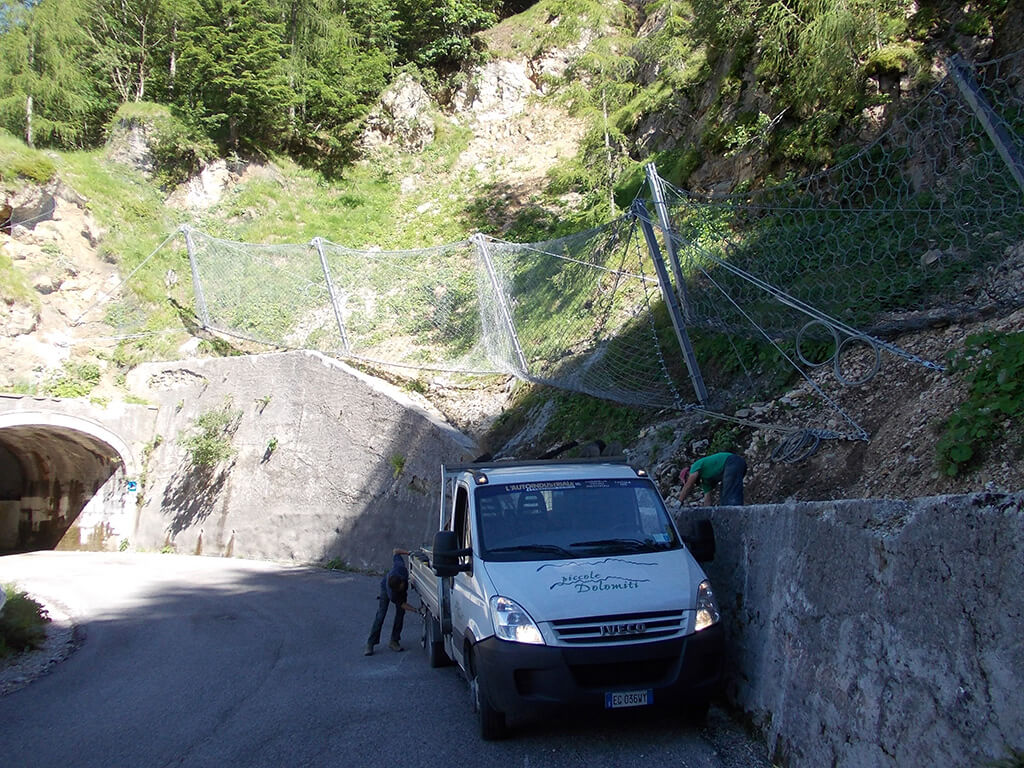 Maggiore sicurezza sulla strada per Tonezza