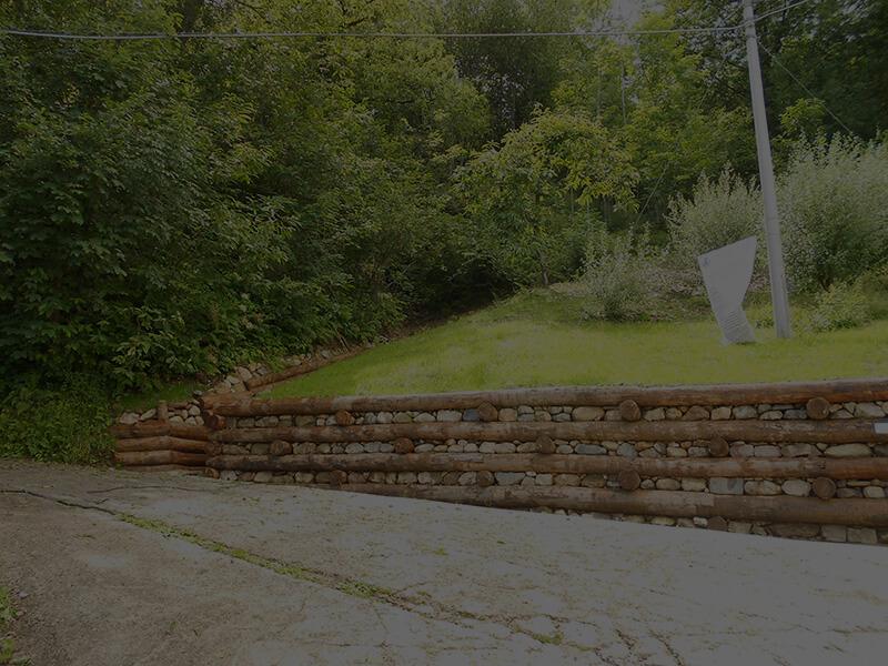 Soluzione a breve e a lungo termine opere in legname